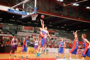 Cholet Mondial Basketball